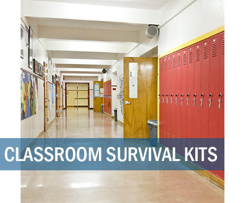 School Survival Kits