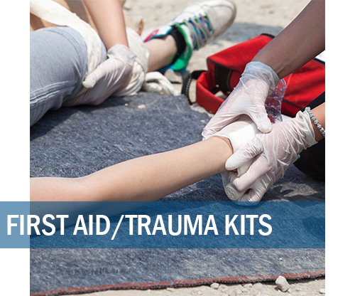 First Aid & Trauma Kits
