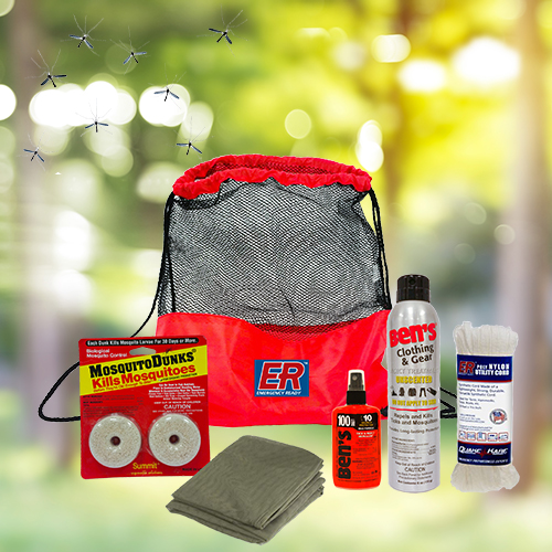 Mosquito Repellent Kit