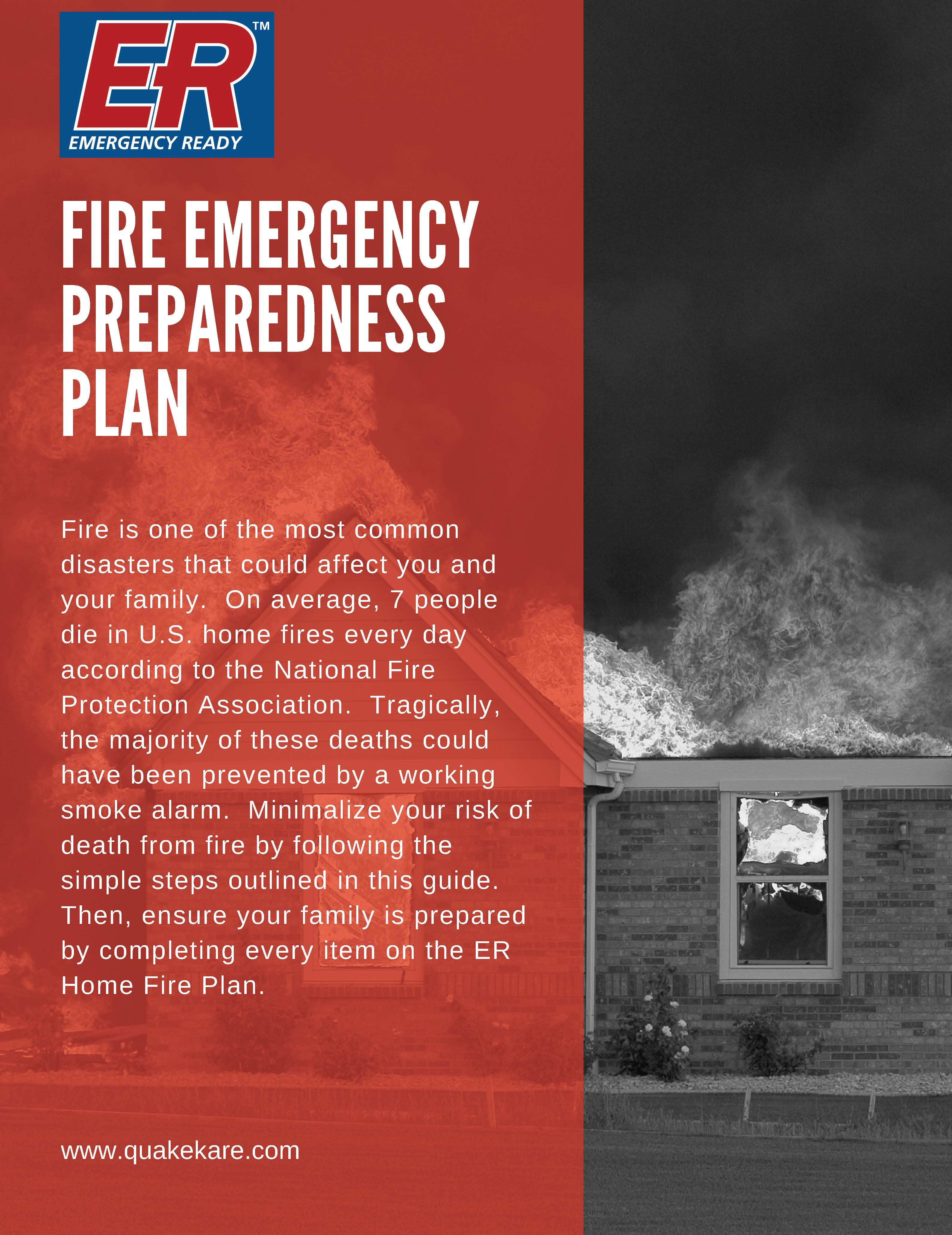 Click to Download Fire Emergency Preparedness Guide