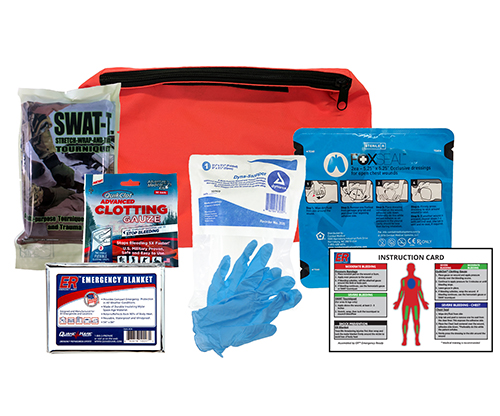 Blood Stopper Trauma Kit