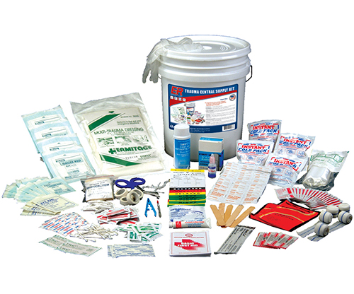 Trauma Central Supply Kit