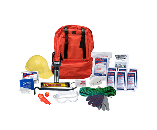 72-Hour Search & Rescue Backpack Kit