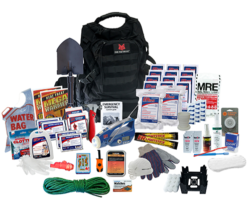 Hurricane Evacuation Bag