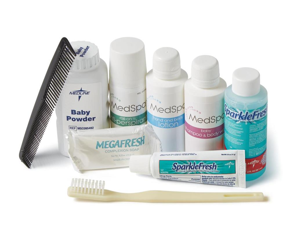 5-Day Personal Hygiene Kit