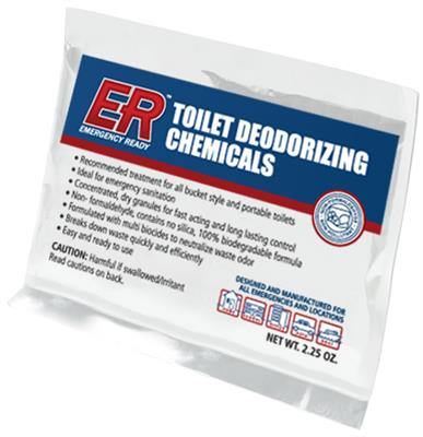 Toilet Deodorizing Chemicals