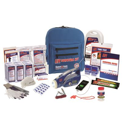 2 Person Ultimate Deluxe Backpack Survival Kit