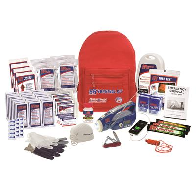 4 Person Ultimate Deluxe Car Survival Kit