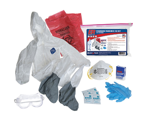 Deluxe Pandemic Flu Protection Kit