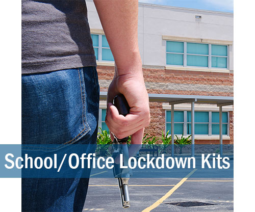 School and Office Lockdown Kits