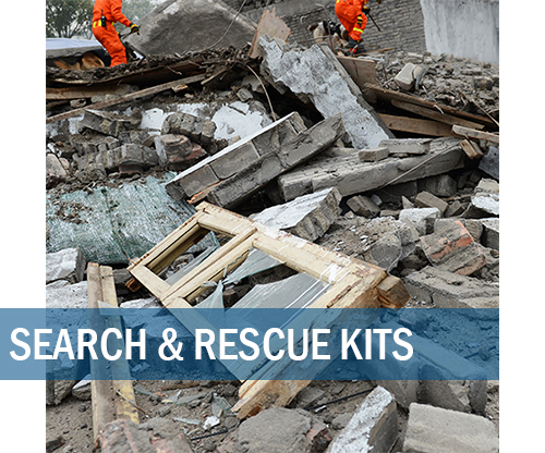 Search and Rescue Kits