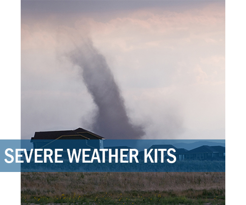 Tornado Survival Kits