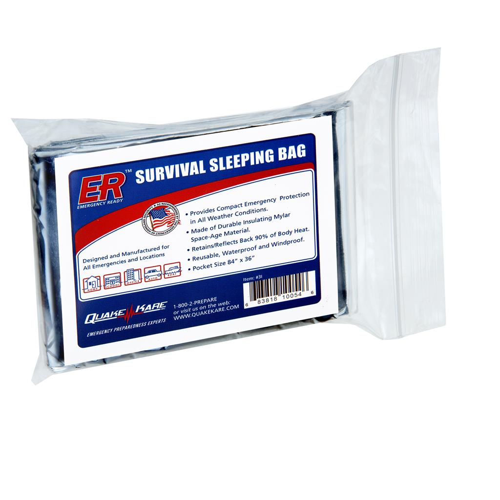 ER™ Thermal Survival Sleeping Bag