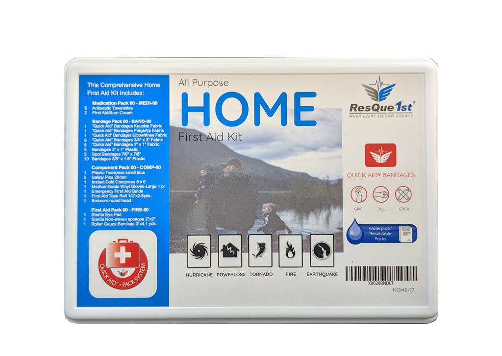 ER™ 4 Person First Aid Kit