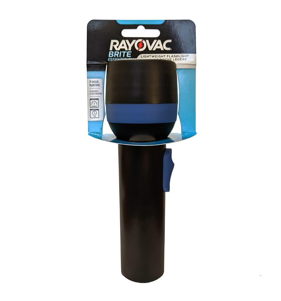 Rayovac® Brite Essentials Standard Flashlight