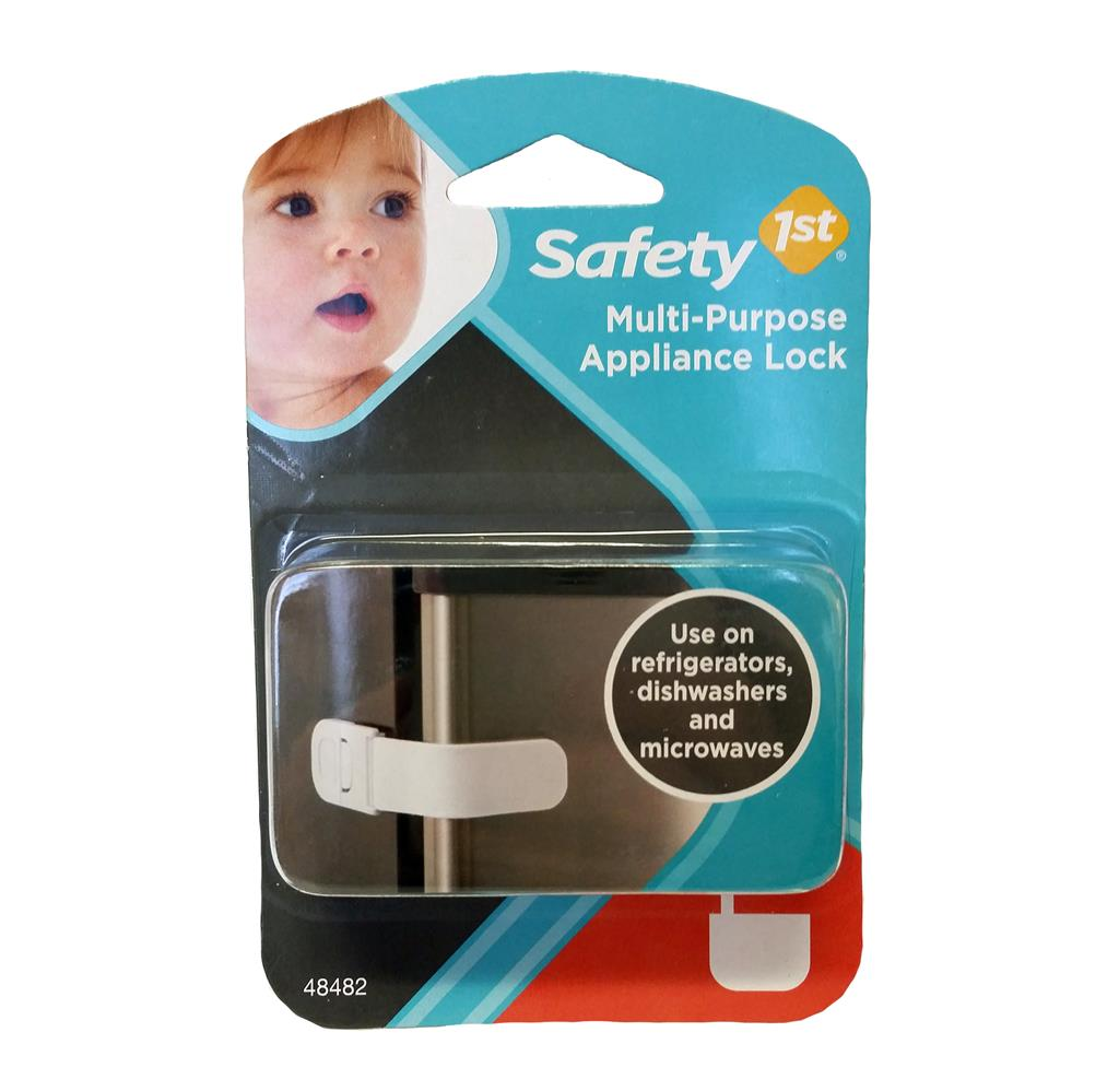 Multi-Purpose Appliance lock