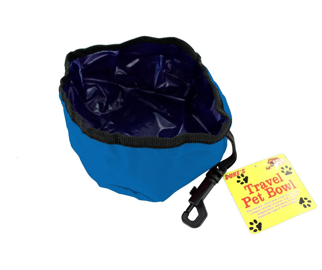 Collapsible Pet Food/Water Bowl