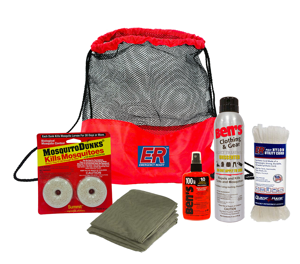 ER™ Mosquito & Tick Repellent Kit