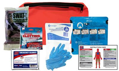 ER™ Emergency Ready Blood Stopper Kit