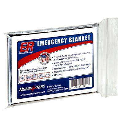 ER™ Emergency Thermal Blanket