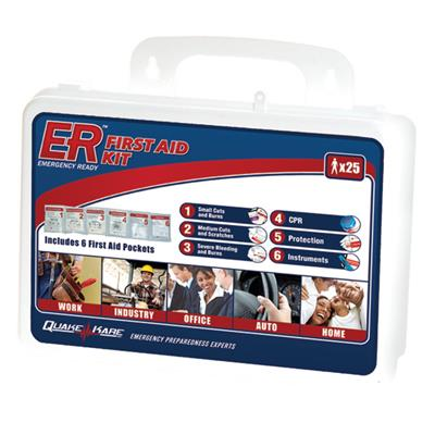 ER™ 25 Person First Aid Kit