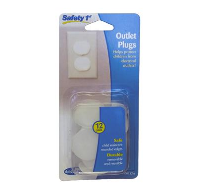 Outlet Plugs – 12 Pack