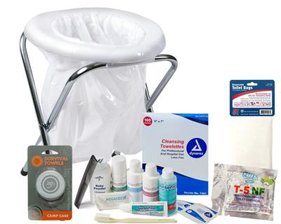 ER™ Emergency Sanitation Bundle - Advanced