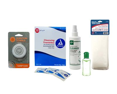 ER™ Emergency Sanitation Bundle - Basic
