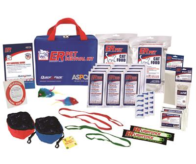 ER™ Deluxe Cat Survival Kit - 2 Cat Supply