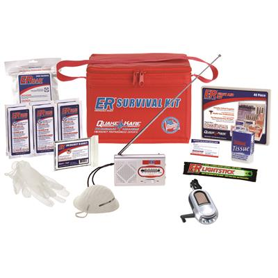 ER™ 1 Person Standard Survival Kit