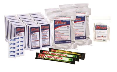 ER™ 4 Person Survival Kit Easy Replacement Pack