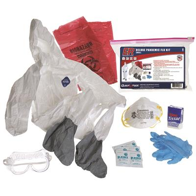ER™ Deluxe Pandemic Flu Kit