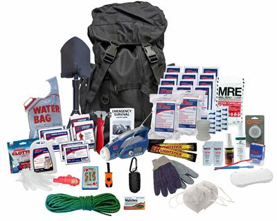 ER™ Ultimate Bug-Out Bag
