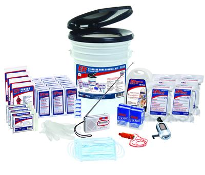 ER™ 4 Person Standard Survival Kit