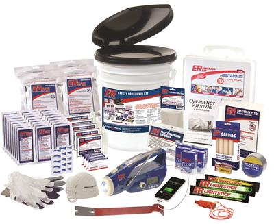 ER™ Ultimate Deluxe Lockdown Survival Kit